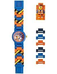 Lego Movie 2 8021445 Emmet Kids Buildable Watch