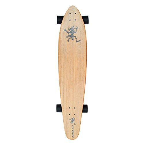 Apollo | Longboard Hawaiian Wulff | Shape: Kicktail | Size: 106.7cm x 22.9cm