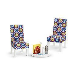 American Girl Dining Table Accessories Set for Dolls MY AG - Chairs Not Included by American Girl