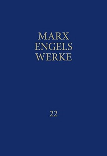 MEW: Werke, 43 Bände, Band 22, Januar 1890 bis August 1895