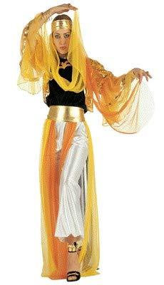 Set Kostüm Harem - Kostüm-Set Harem-Tänzerin, Größe M