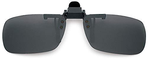 Große Polbrillen Aufsatz Polarisierend Polbrille Polarisird Polaufsatz Brille Schwarz
