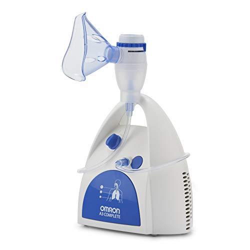 Omron healthcare a3 nebulizzatore, bianco/blu
