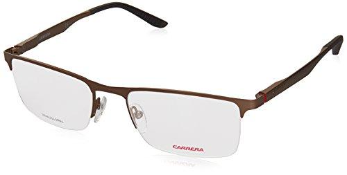 Carrera Half Rim Rectangular Unisex Spectacle Frame - (CA8810 5R1 5419|54) image