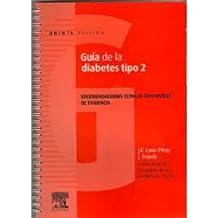 Guía para el tratamiento de la diabetes TIPO 2 en Atención Primario