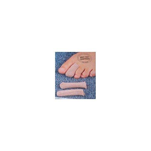 2 manchons orteils silicone fermés