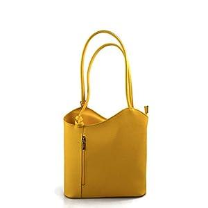 Damen tasche handtasche gelb ledertasche damen ledertasche schultertasche leder tasche henkeltasche umhängetasche