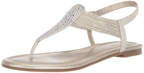 Bandolino Womens Flat (Bandolino Women's Kayte Sandal)
