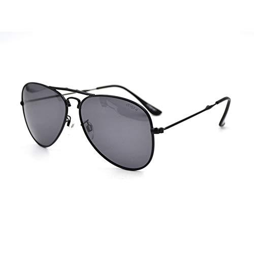 SUGLAUSES Sonnenbrillen Gefaltete Polarisierte Pilotensonnenbrille Frauen Männer Shade Glasses Unisex Folding Spectacles Metal Frame
