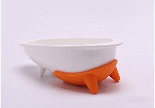 Haustier Schüssel Japanischen Langnasigen Hund Dackel Shepherd Beagle Hund Schüssel Pet Keramik Schüssel Pet Food Geschirr (Hundefutter Angst)