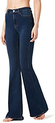 Calzedonia Womens Flared Jeans