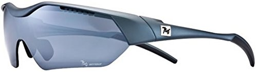 Occhiali da sole Occhiali sportivi Hitman AF opaco perlato grigio scuro