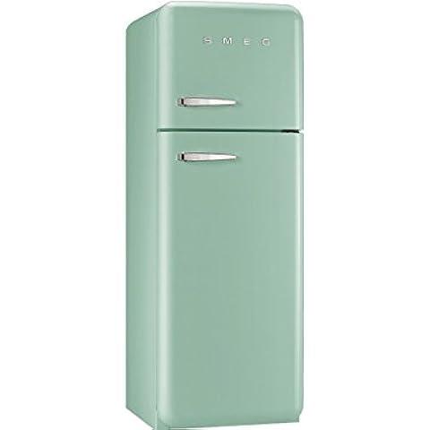 Smeg FAB30RV1 nevera y congelador - Frigorífico (Independiente, Alto puesto, A++, Verde, SN-T, 4*)