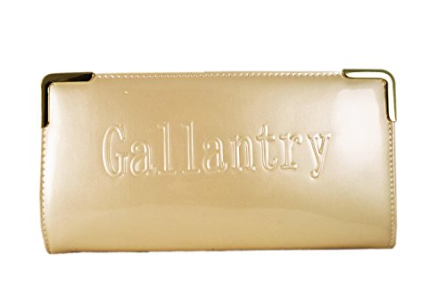 Gallantry, Poschette giorno donna beige