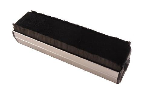 Anti statique Brosse de nettoyage pour disques vinyles en fibre de carbone poussière pour