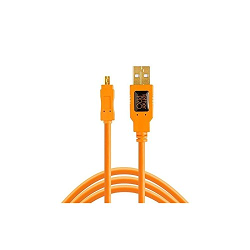 Tether Tools TetherPro - Cable USB 2.0 A/Mini-B 8