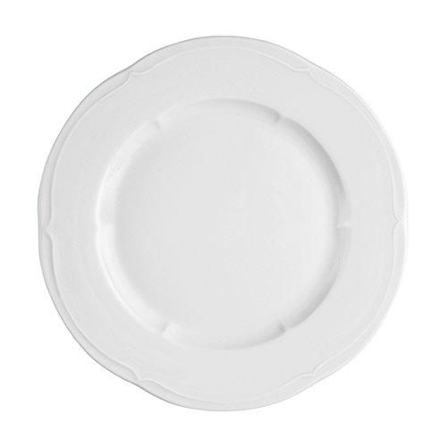 Assiette plate Versailles 23 cm. Seltmann weiden ensemble de 6 pièces.