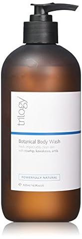 trilogy Botanical Body Wash 500