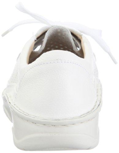 Berkemann Adrian 05811-100, Chaussures basses homme Blanc - V.2
