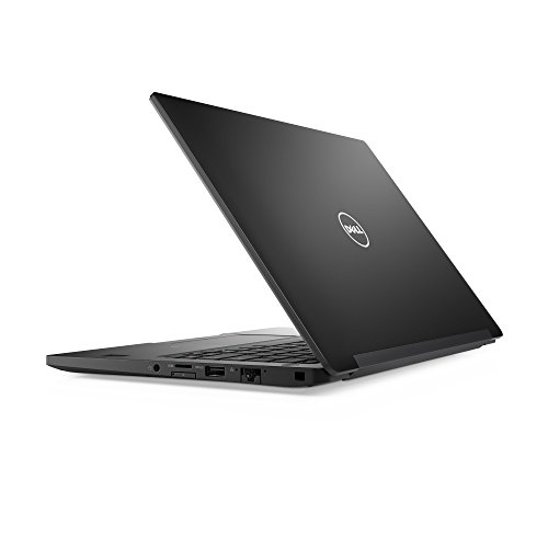 Dell Latitude 7280 12 5-Inch Laptop -  Black   Intel Core i7-7600U 2 8 GHz  8 GB RAM  256 GB SSD  Windows 10 Pro