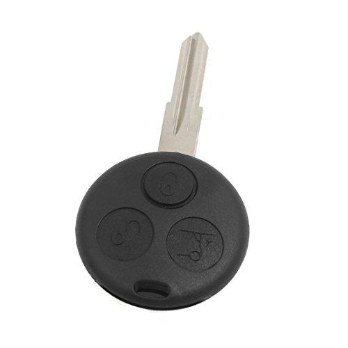 sourcingmap® Fernbedienung Schlüssellos Entry Clicker Sender fürMercedes Benz MB Smart Fortwo (Clicker-sender)