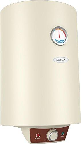 Havells Monza EC 5S 15-Litre Storage Water Heater (Ivory)
