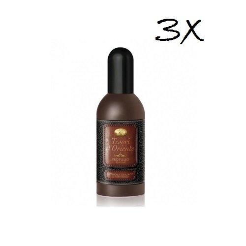 3x tesori d´Oriente LEGNO DI GUAJACO Edt Eau de toilette Parfum 100 ml spray 88d776b36d9b