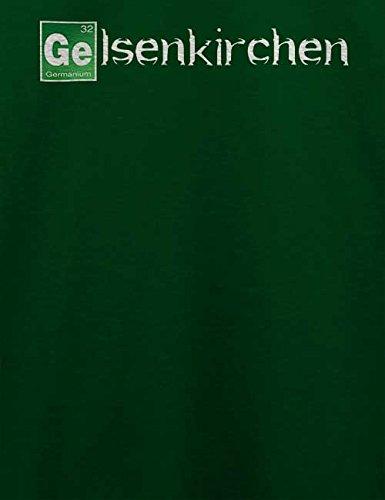 Gelsenkirchen T-Shirt Dunkel Grün