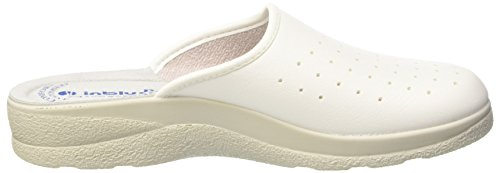 In Blu Ric, Chaussures de Travail Homme Bianco (Bianco)