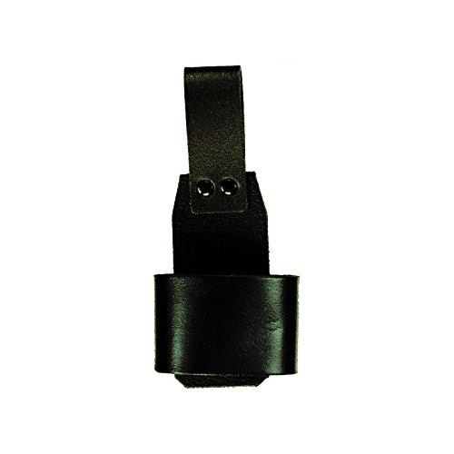 Porta-martillo con brida para cinturón de cuero