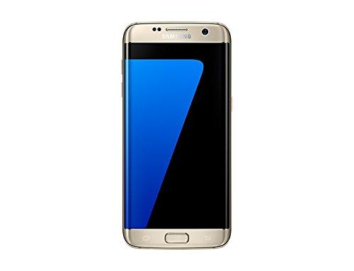 Foto Samsung Galaxy S7 Edge Smartphone, Oro, 32 GB Espandibili [Versione Italiana]