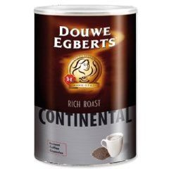 Douwe Egberts Continental Coffee Rich Roast 750g Ref A03664 from Douwe Egberts