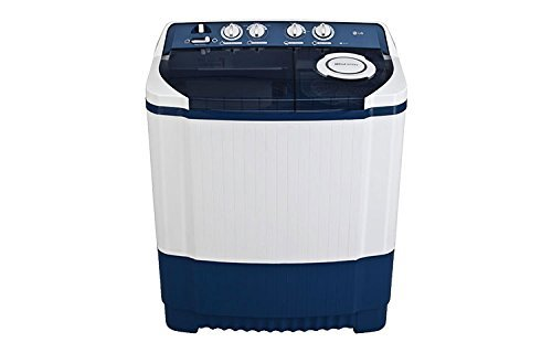 LG P8072R3FA Semi-Automatic Top-loading Washing Machine (7 Kg, Dark Blue) Online at Low Price in India