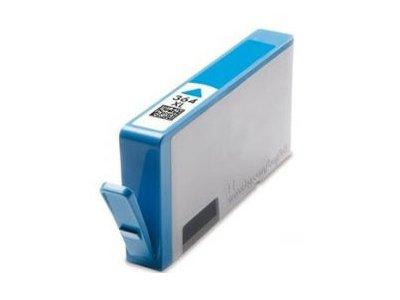 Preisvergleich Produktbild Peach Tintenpatrone cyan kompatibel zu HP No. 364XL, CB323EE