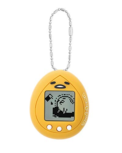 bandai 42821 tamagotchi virtual pet-gudetama elettronico pets-42821, giallo