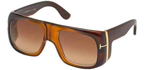 Tom Ford Sonnenbrillen GINO FT 0733 Brown/Light Brown Shaded Herrenbrillen
