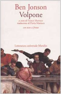Volpone. Testo inglese a fronte
