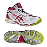 Asics Gel-Volley Elite 2 MT Chaussures de volleyball, Femme (39.5 EU)