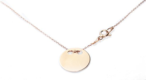 celebrity-layered-style-pendant-necklace-solid-circle-rose-filled-gold-over-sterling-silver-stamped-