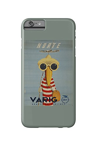 brazil-varig-norte-artist-petit-vintage-advertisement-iphone-6-plus-cell-phone-case-slim-barely-ther