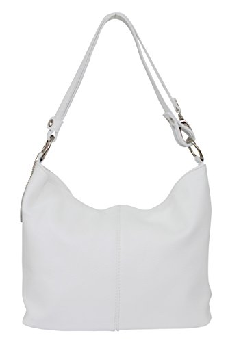 ambra-moda-womens-leather-handbag-shoulder-bag-cross-body-bag-hobo-bag-gl005-weiss