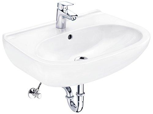 Villeroy & Boch SWTMONOBD100 Waschtisch O.Novo, Komplettset, Weiß