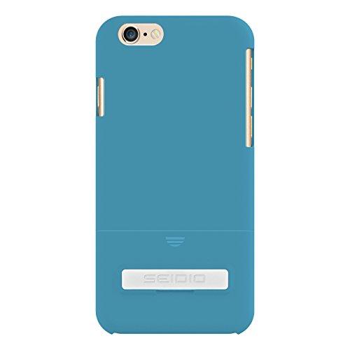 Seidio Surface Schutzhülle mit metallischen Kickstand für Apple iPhone 6 blau Seidio Iphone