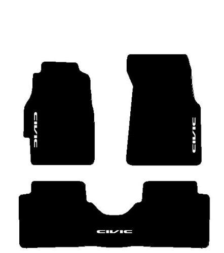 honda-civic-3-portes-de-1996-a-2001-tapis-sur-mesure-noirs-pour-voiture-set-complet-en-moquette-avec