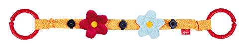 sigikid, Mädchen und Jungen, Basis Modul Wagenkette, sigimix-Baby-System, Blumen, Mehrfarbig, 41899 -