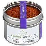 Zauber der Gewürze Kebab Gewürz, 50g