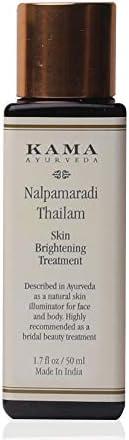 Kama Ayurveda Nalpamaradi Thailam Skin Brightening Treatment- 50 ml