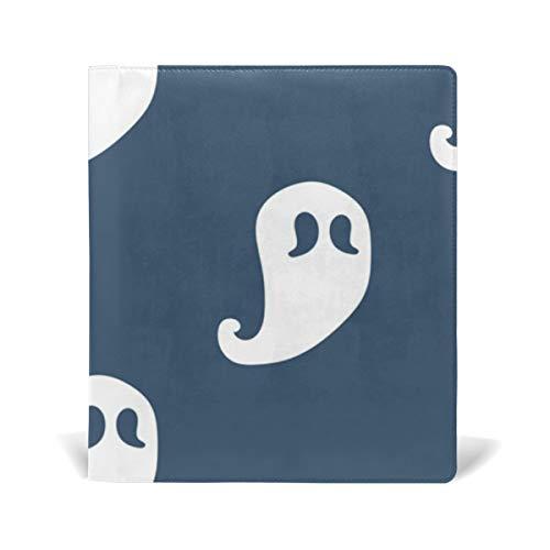 Malplea Halloween Spirituosen-Schulbucheinband, ideal für Schule und Geschenke