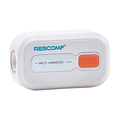 Alftek Beatmungsgerät Auto CPAP BPAP Reiniger Desinfector 2200mAh Schlafapnoe Anti Schnarchen