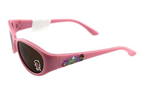 Dora the Explorer SD16 Sonnenbrille, 47 mm, Pink